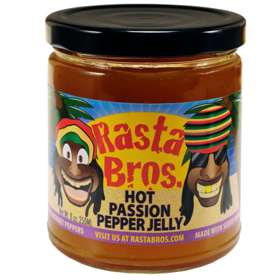 Hot Passion Pepper Jelly
