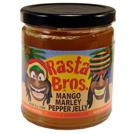 Mango Marley Pepper Jelly